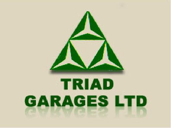 Triad Garages Ltd Logo