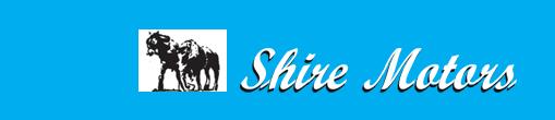 SHIRE MOTORS COMPANY Logo