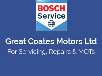 Great Coates Motors Ltd Logo