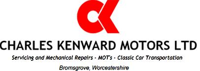 CHARLES KENWARD MOTORS LIMITED Logo