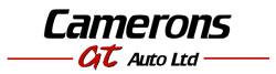 Camerons GT Auto Ltd Logo
