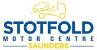 Saunders Garage Logo