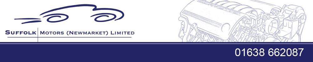 SUFFOLK MOTORS (NEWMARKET) LTD Logo