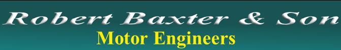 Robert Baxter & Son Logo