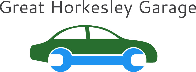 Great Horkesley Garage Logo