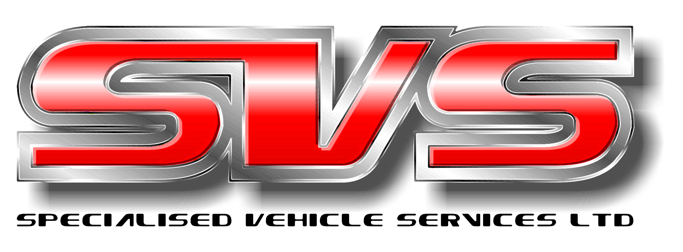 SPECIALISED VEHICLE SERVICES Logo