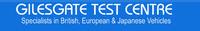 Gilesgate MOT & Service Centre - Booking Tool Logo
