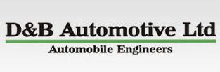 D & B Automotive Ltd Logo