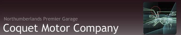 Coquet motor company Logo
