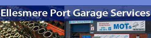 Ellesmere Port Garage Services Logo