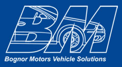 Bognor Motor Vehicle Solutions Logo
