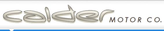 Calder Motor Company Ltd Logo