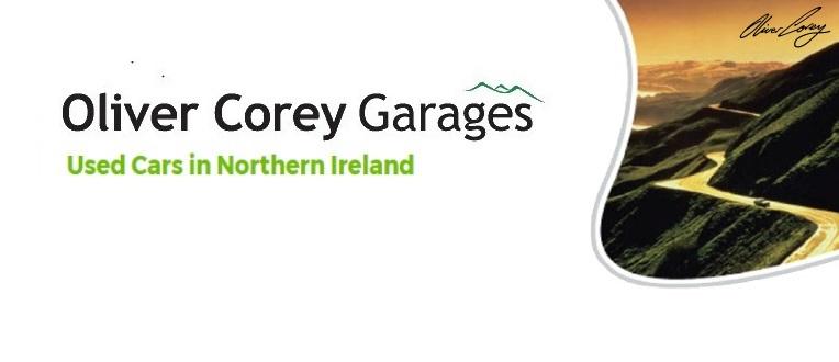 Oliver Corey Garages Logo