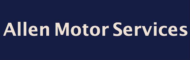Allen Motor Services - Grimsby Logo