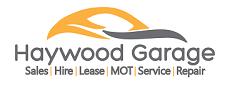 Haywood Garage Logo