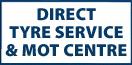 DIRECT TYRE SERVICES & MOT CENTRE LTD Logo