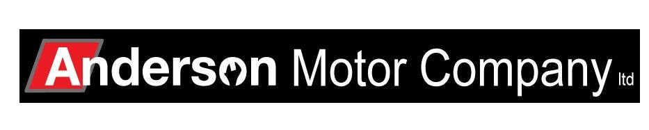 Anderson Motors - PE28 2SG Logo