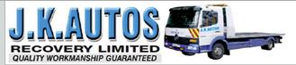 J K AUTOS RECOVERY LIMITED Logo