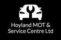 Hoyland M. O. T. and Service Centre Logo
