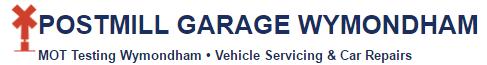 Postmill garage Logo