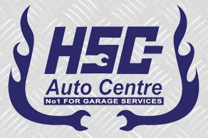 HSC Auto centre Logo