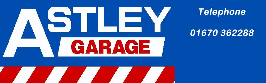 ASTLEY GARAGE Logo