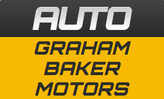 GRAHAM BAKER MOTORS - HR8 2DR Logo