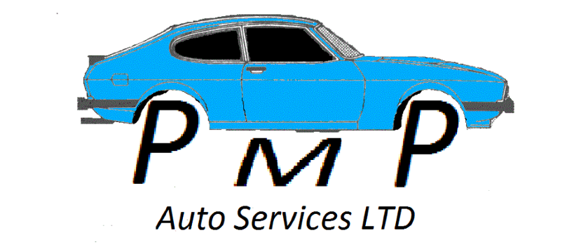 P M P Auto Services Ltd Logo