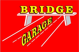 Bridge Garage - Wakefield Logo