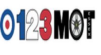 123 MOT - Offers Logo