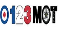 123 Mot Essex Ltd Logo