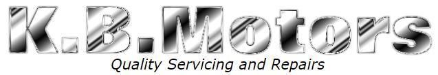 K B Motors-Bath Logo