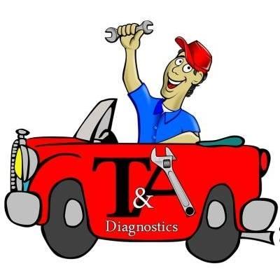 T&A Diagnostics Logo