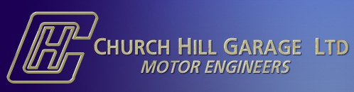 Church Hill garage orpington Ltd Logo