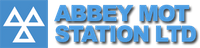 Abbey MOT Station Logo