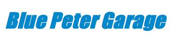 Blue Peter Garage Logo