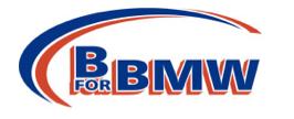 B for B M W Logo