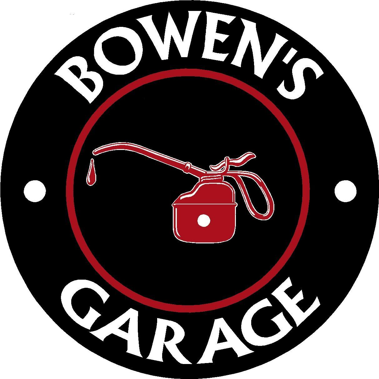 Bowen's Garage Logo