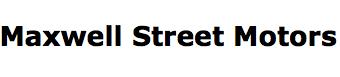 Maxwell Street Motors Logo