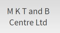 MK T & B CENTRE Logo