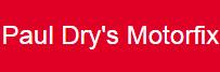 Paul Drys Motorfix Ltd Logo