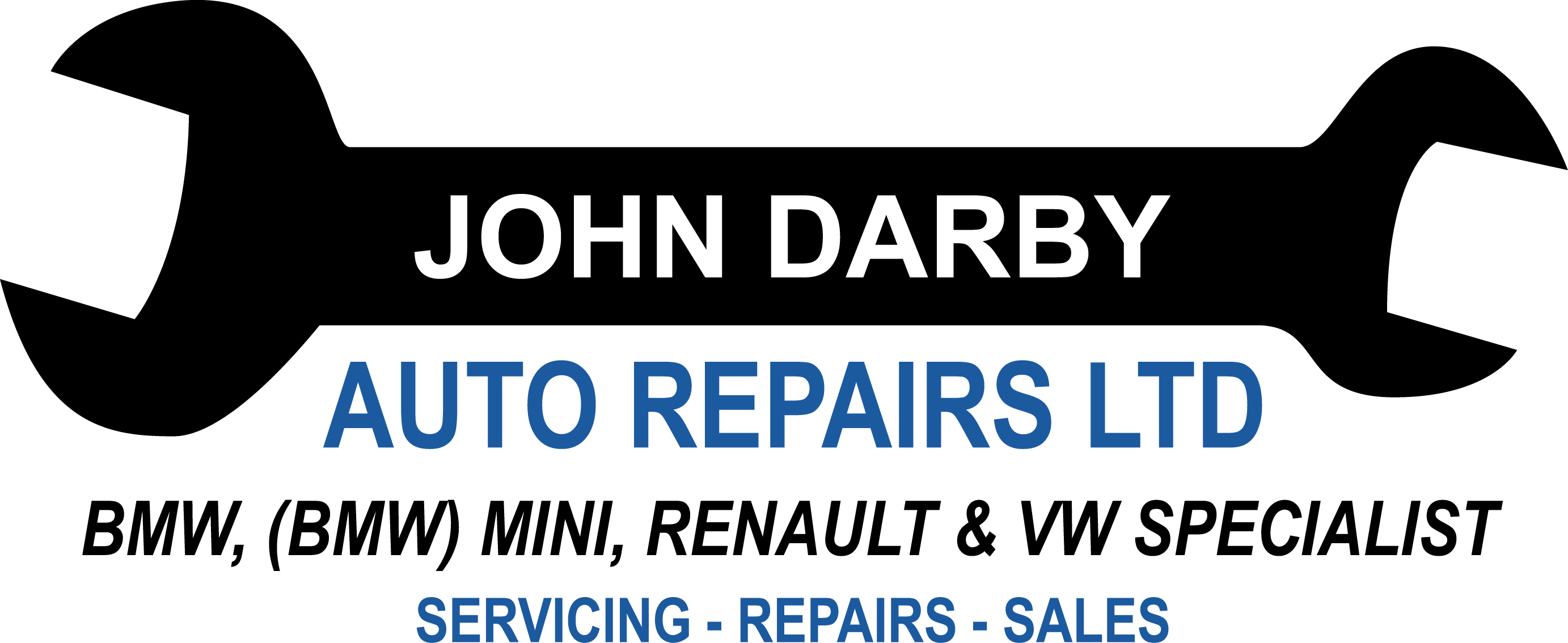John Darby Auto Repairs Ltd Logo