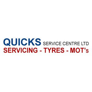 Quicks Service Centre Bromborough Logo