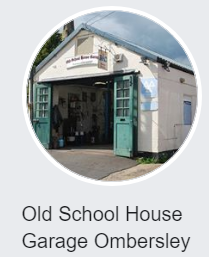 Old School Garage Ltd Logo