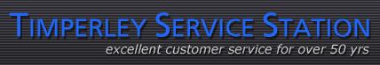 S Jackson & Sons Ltd T/A Timperley Service Station Logo