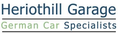 Heriothill Garage Logo