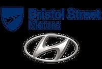 Bristol Street Motors Hyundai Exeter Logo
