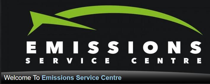 Emissions Service Centre Logo