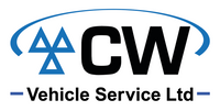 CW VEHICLE SERVICE Logo