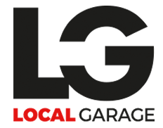 LG Local Garage Logo